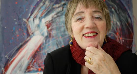 Porträt Brigitte Nolden