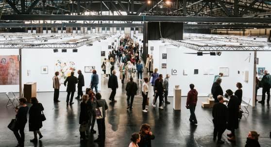 POSITIONS Berlin Art Fair 2017. © Oana Popa