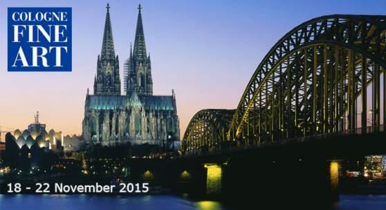 Poster Cologne Fine Ar (c) colognefineart.com