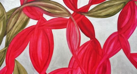 """Die Galerie Sandpeck Wien 8 präsentiert """"Transformation"""" von Irina Guarghias-Clarissetti"""