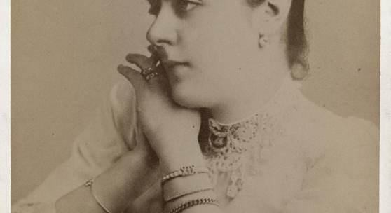 Baronesse Mary Vetsera, 1888