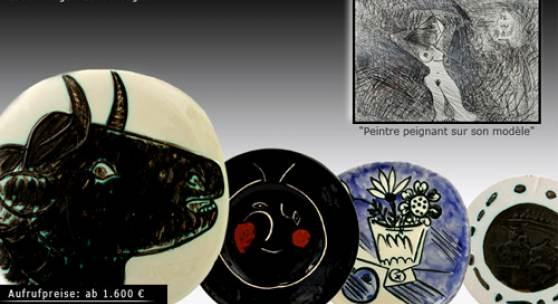 Picasso, Chagall und ein Meissener Meisterstück