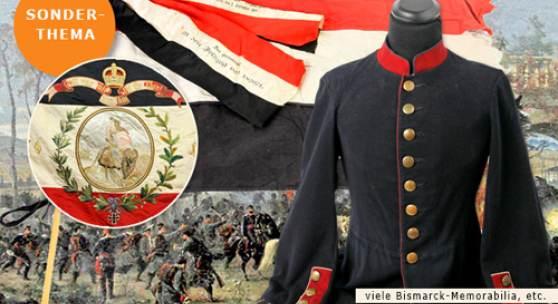 Sammlungsauflösung 1870/71 Deutsch-Französischer Krieg
