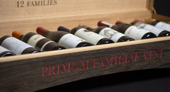 Primum Familiae Vini Limited Edition Case & Passport