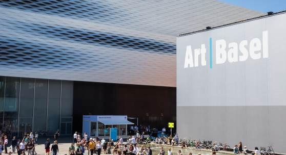 Art Basel in Basel 2017 General Impression  © Art Basel