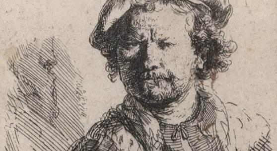 Rembrandt Selbstbildnis (c) TLM