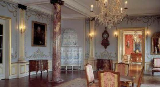 Barocklandsitz Schloss Jegenstorf Museum für Bernische Wohnkultur (c) bern.com