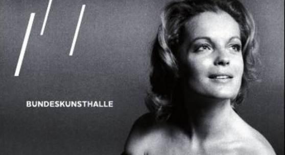 Romy Schneider Plakat © Bundeskunsthalle