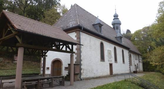 Kapelle zu Unserer Lieben Frau in Dörrenbach © Deutsche Stiftung Denkmalschutz/Wegner