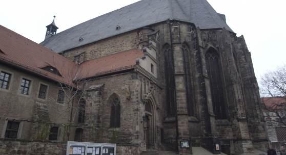 Moritzkirche in Halle an der Saale © Deutsche Stiftung Denkmalschutz