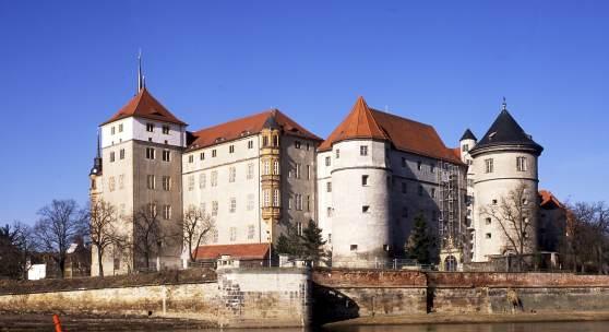 Schloss Hartenfels in Torgau © Marie-Luise Preiss/Deutsche Stiftung Denkmalschutz