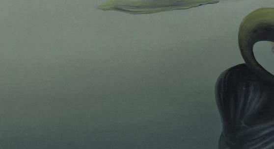 Salvador Dalí, Gradiva retrouve les ruines antropomorphes (fantasie rétrospective) (Gradiva descubre las ruinas antropomorfas (Fantasía retrospectiva)) © Salvador Dalí, Fundació Gala-Salvador Dalí/ Bildrecht, Wien 2019