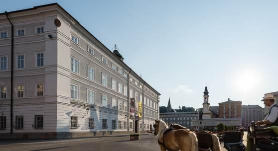 Salzburg Museum, Neue Residenz  Foto: Salzburg Museum
