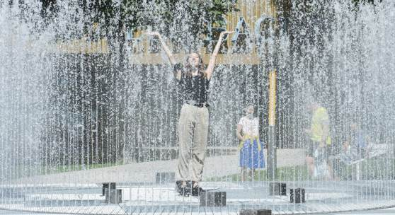 Jeppe Hein Space in Action / Action in Space