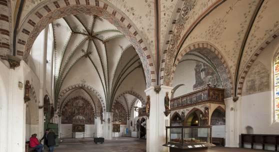 Heiligen-Geist-Hospital in Lübeck © Deutsche Stiftung Denkmalschutz/Bolz