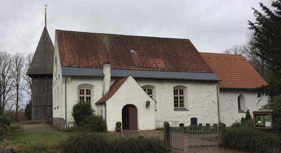 St. Johanniskirche in Schnarup-Thumby © Deutsche Stiftung Denkmalschutz/Mittring