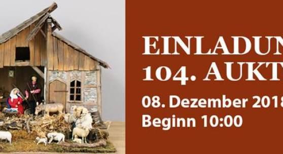 104. Weihnachts-Auktion