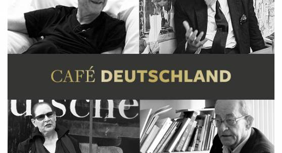 "Oral-History-Projekt ""Café Deutschland"" ab sofort online"