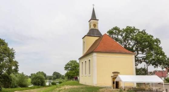 Dorfkirche Gruna in Laussig © Roland Rossner/Deutsche Stiftung Denkmalschutz