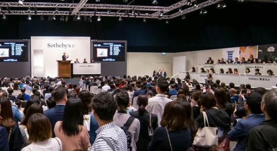 SOTHEBY'S SPRING 2019 HONG KONG SALES TOTAL HK$3.78 BILLION / US$482 MILLION