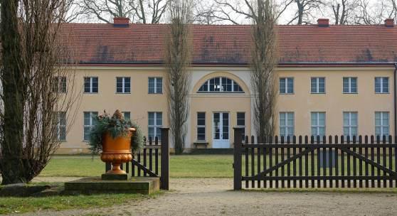 Schloss Paretz Foto: SPSG / Alisha Sojka