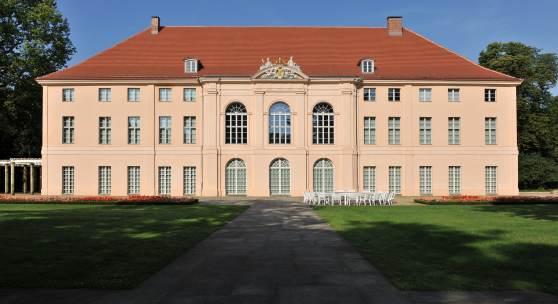 Schloss Schönhausen Foto: Leo Seidel / SPSG