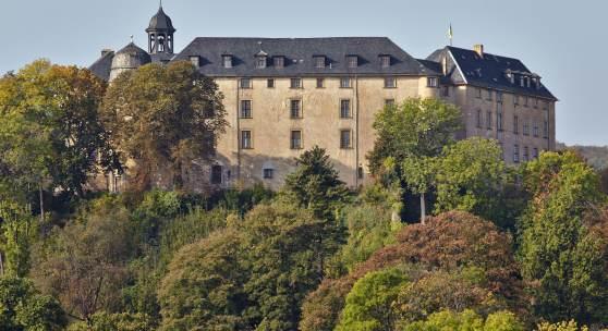 Großes Schloss in Blankenburg © Roland Rossner/Deutsche Stiftung Denkmalschutz