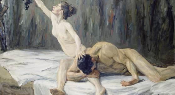Max Liebermann (1847–1935), Simson und Delila, 1902