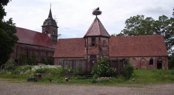 Kloster Dambeck in Salzwedel erhält einen weiteren Fördervertrag