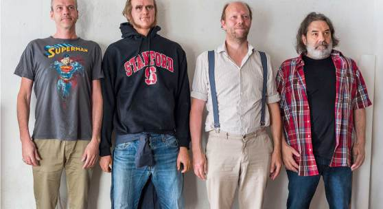 Steinbrener/Dempf und Huber, Gruppenbild mit Darwin © Steinbrener/Dempf und Huber