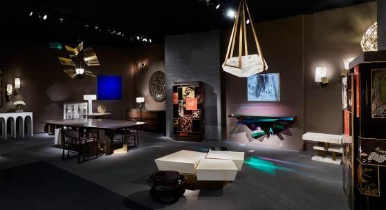 Hervé Van Der Straeten  Contemporary Design