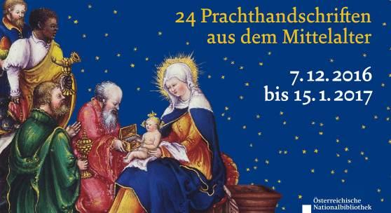 Ausstellungssujet © Österreichische Nationalbibliothek