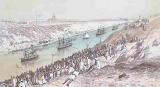 Suez Canal Collection for sale at Chelsea Rare Book Fair