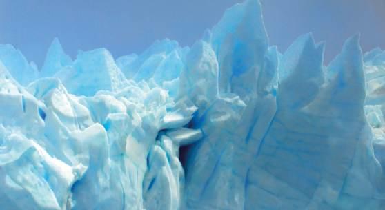 Helmut Ditsch (geb. 1962 Buenos Aires (Argentinien) Gletscher II (Perito-Moreno-Gletscher) Öl auf Leinwand, signiert u. verso bezeichnet und datiert 2015 86 x 100 cm  Zur Verfügung gestellt von: Galerie Szaal