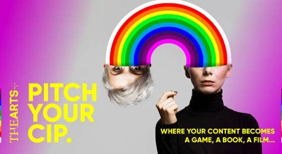 Pitch your CIP – Where your content becomes a game, a book, a film