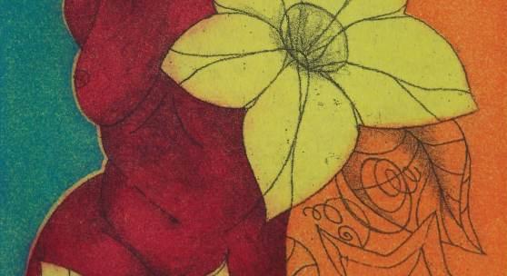 Tanz der Blüten von Daniela Kowarik
