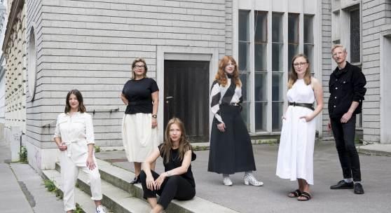 Team 3 (Copyright Katharina Gossow, Vienna Design Week)