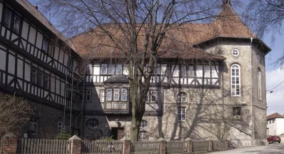 Kloster Anrode in Bickenriede © Marie-Luise Preiss/Deutsche Stiftung Denkmalschutz/Willinger