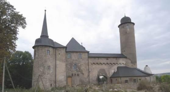 Burg Denstedt im Weimarer Land © Wolfgang Zimpel/Deutsche Stiftung Denkmalschutz