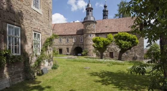 Schloss Bedheim in Römhild © Deutsche Stiftung Denkmalschutz/Marie-Luise Preiss