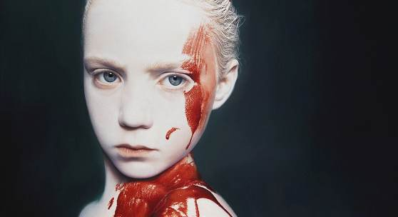 The Disasters of War 75, Copyright: Gottfried Helnwein, With the Courtesy of Kaiblinger Gallery, Vienna