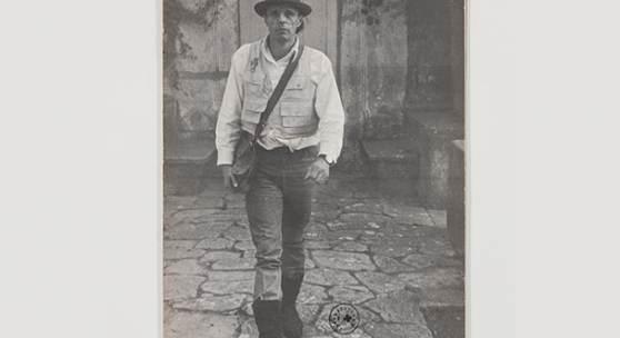 Joseph Beuys, La rivoluzione siamo Noi, Covertitel, MADE IN n.5 - December 1971, Modern Art Agency, 1971, © VG Bild-Kunst, Bonn 2016, Foto: Giancarlo Pancaldi
