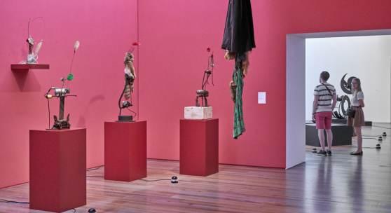 2018 Museum Tinguely, Basel; Foto: Daniel Spehr