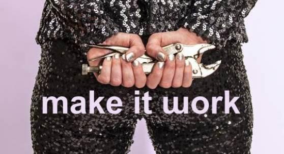 Nora Kurzweil, Titelbild make it work
