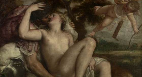 Tiziano Vecellio, gen. Tizian Mars, Venus und Amor, um 1550 © Kunsthistorisches Museum Wien, Gemäldegalerie, 2013 Foto: Fotoatelier, Kunsthistorisches Museum