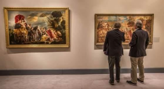 Meeting of Masterpieces © TEFAF Maastricht, 2013
