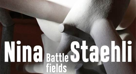 Nina Staehli - Battlefields of Cupiditas  Plakat: © Gillitzer Werbeagentur
