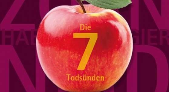 Plakat, Die sieben Todsünden (c) Grafikbüro Brandner