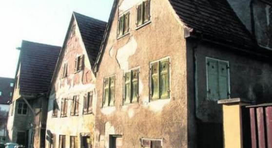 Lebenshilfe will Beck'sche Häuser nutzen Foto: ALFA