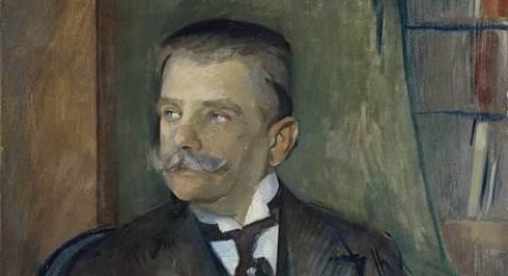 Franz Nölken, Der Unternehmer Oscar Troplowitz, 1916, Photo: Elke Walford, © Hamburger Kunsthalle/bpk